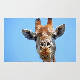The Giraffe - Africa wildlife Rug