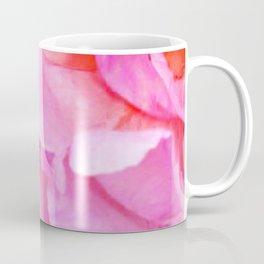 Luscious Pink Powder Flower Macro Close-Up Coffee Mug