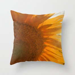 sun love Throw Pillow