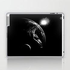 The UNIVERSE in U - black version Laptop & iPad Skin