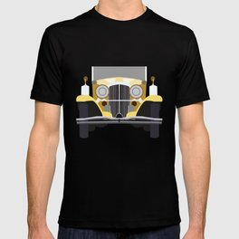 The Yellow Car T-shirt