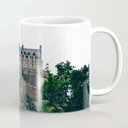 Edinburgh Castle View Coffee Mug