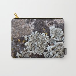 Smattering of Lichens Carry-All Pouch