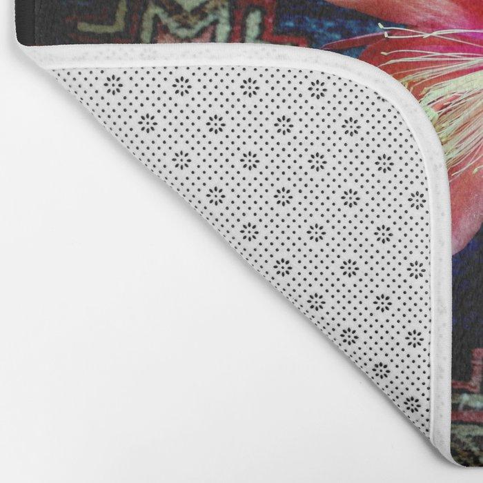 Cactus Flower By Design Bath Mat