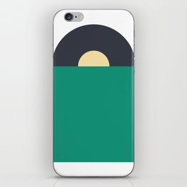 Vinyl Collection #4 iPhone Skin
