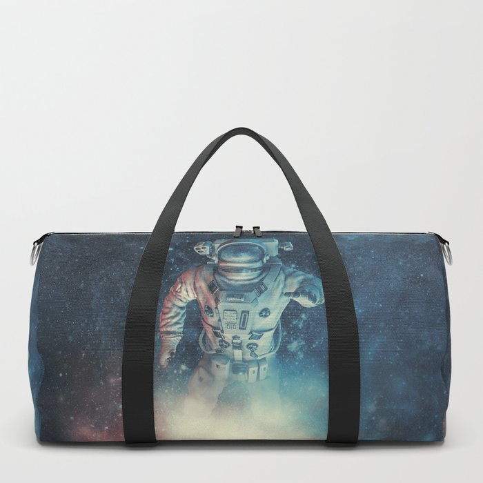 Into The Oort Cloud Duffle Bag