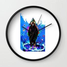 libra... Wall Clock
