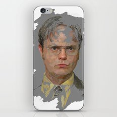 Dwight Schrute, The Office iPhone & iPod Skin