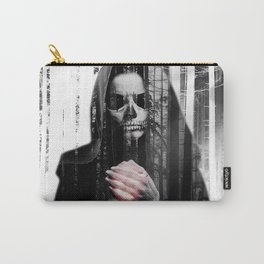 Death Waits Carry-All Pouch