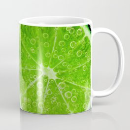 Lime Fizz Coffee Mug