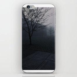 The Mist iPhone Skin