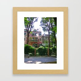 Impressions from Venice V Framed Art Print