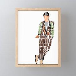 Ferris Bueller's Day Off Framed Mini Art Print