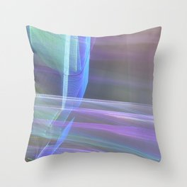 At The Deepest Level Of Abstraction Throw Pillow