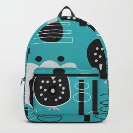 Fruity mid-century decor Backpack