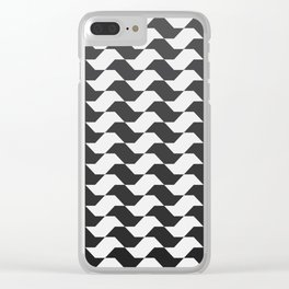 Sampa - Gradient Clear iPhone Case
