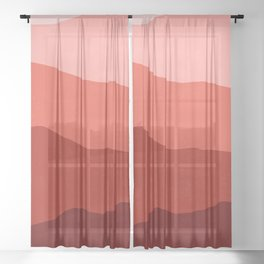 700 nm Sheer Curtain
