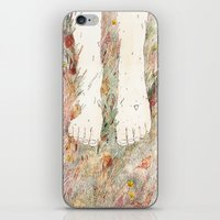 perfume iPhone & iPod Skins featuring Perfume #3 by Dao Linh