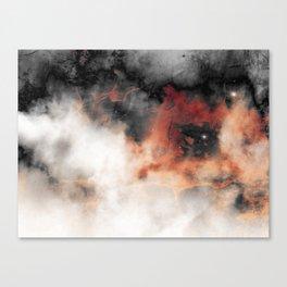 η Theemin Canvas Print