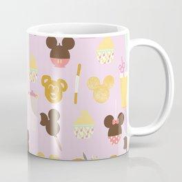 Magic Food - Purple Coffee Mug