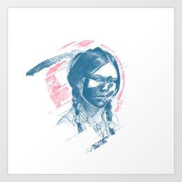 DONOMA Art Print