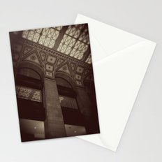 Wintrust Building Columns Original Photo Stationery Cards