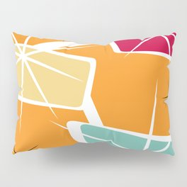 Retro Color 05 Pillow Sham
