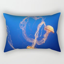 Medusa's Roundel Rectangular Pillow