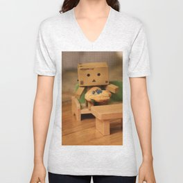 Couch Potato Unisex V-Neck