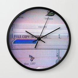 X25 Wall Clock