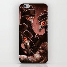 Plague Doctors iPhone & iPod Skin