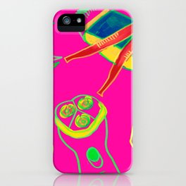BEAUTY TOOLS iPhone Case
