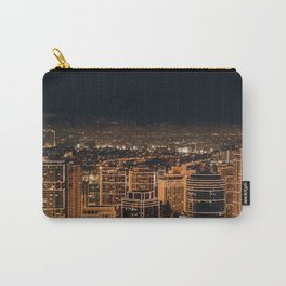 Somewhere in China – City by night Carry-All Pouch