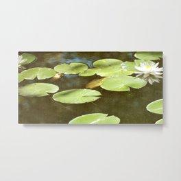 Inner flower Metal Print