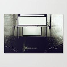 More k Canvas Print