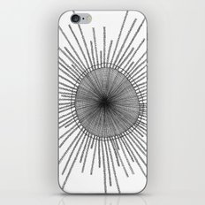 Porpita Porpita I B&W iPhone & iPod Skin