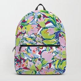 Tropical Bloom Backpack