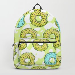 DONUTS AND DOTS DELICOUS DELIGHT Backpack