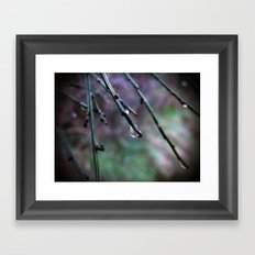 Say hello to your mother for me Framed Art Print