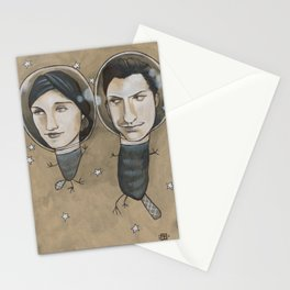 Outer Face Stationery Cards
