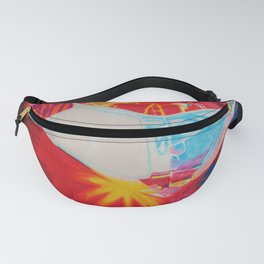 Crystal Reflections Fanny Pack
