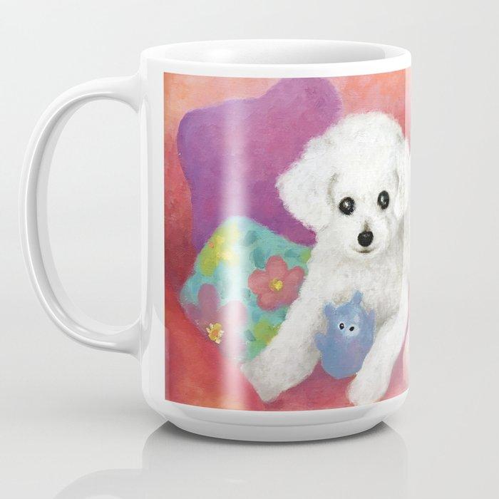 TERRE-LOVE-Oil Coffee Mug