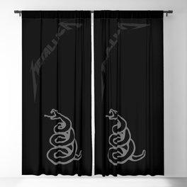 Black Album Blackout Curtain