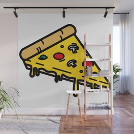 Pizza! Wall Mural