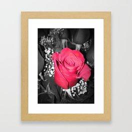 Valentines Day Framed Art Print