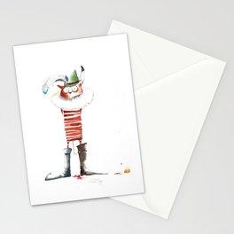 Naughty Boy Stationery Cards