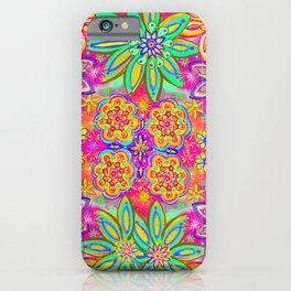 Child of the 60's iPhone Case