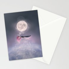 Moonsende / Back to Home Stationery Cards