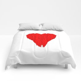 Wings Of An Angel - Daryl Dixon Comforters