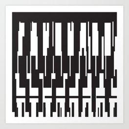 BASE:01 Art Print